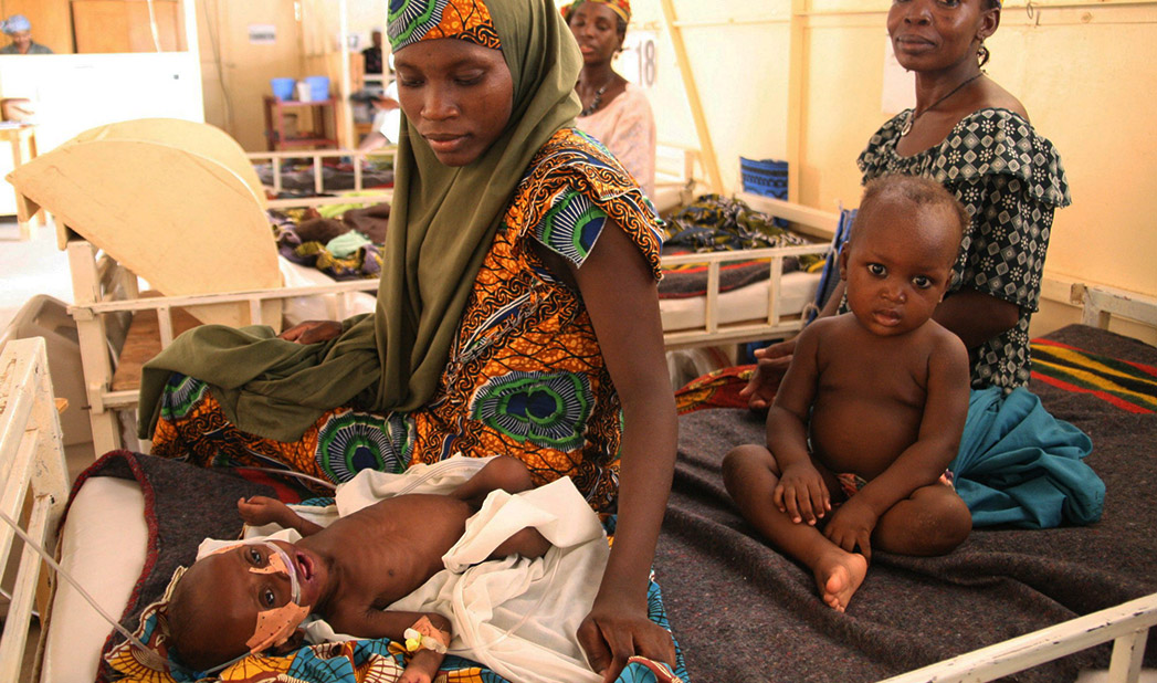 Food Crisis in Niger